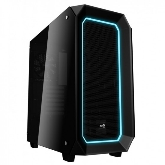 Case per PC Aerocool P7-C0 Middle Tower ATX Nero