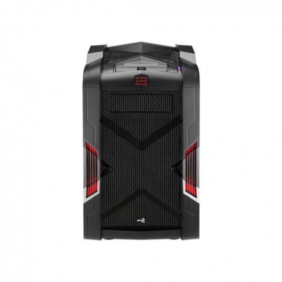 Case per PC Mini Tower Aerocool Stike-X Cube Black Edition