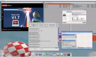 ZZ9000 works fine also on Amiga OS4.1 FE with PowerPC !