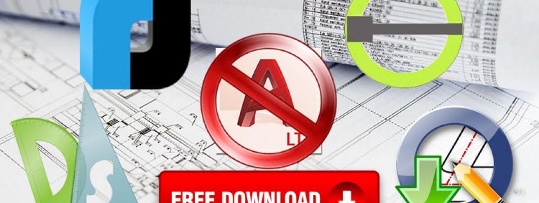 Le migliori alternative gratuite ad AutoCAD