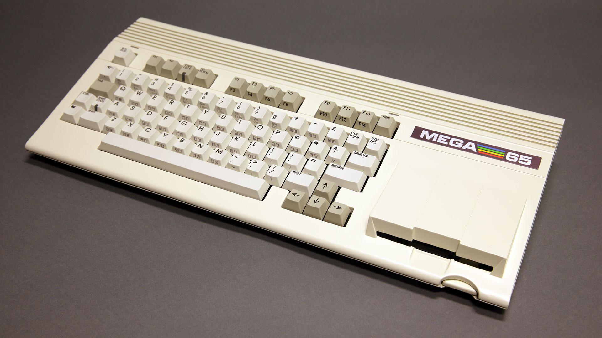Personal computer 8 bit Mega65