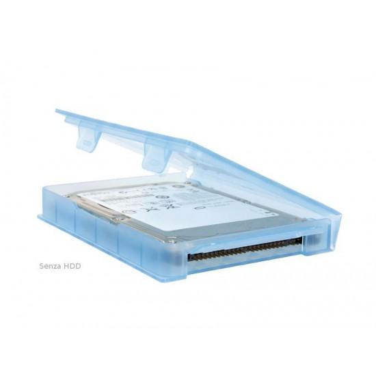 Box Contenitore per un HardDisk interno da 2,5 pollici