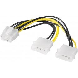 Cavo Alimentazione interna PCI Express 8 Poli