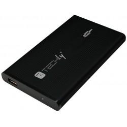 Box per Hard Disk IDE da 2.5 pollici USB 2.0 Nero