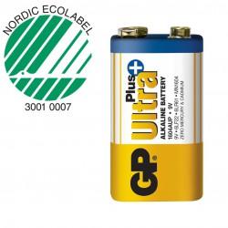 9 Volt GP Ultra Plus battery