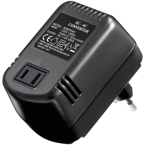 Convertitore di Tensione da 220-240 Volt AC a 110 Volt AC