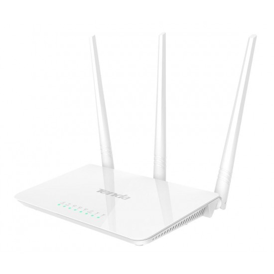 Router Ripetitore Wireless 300Mbps con 3 Antenne da 5dBi F3