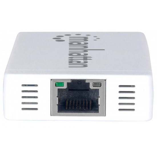 Hub 3 USB 3.0 ports and one RJ45 for Gigabit Ethernet Adapter
