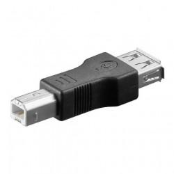 Adattatore da USB tipo A Femmina a USB tipo B Maschio