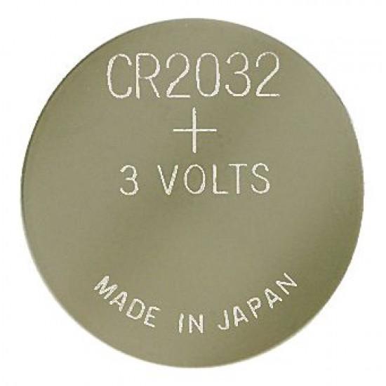 Batteria / Pila al Litio a Bottone CR2032