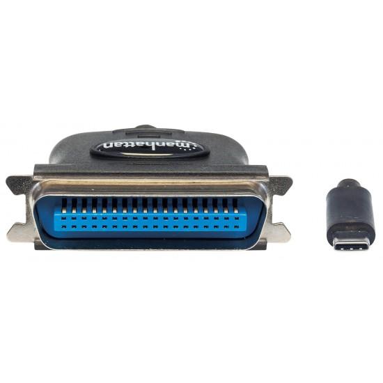 Cavo Convertitore Full-Speed da USB-C a porta Stampante Parallela