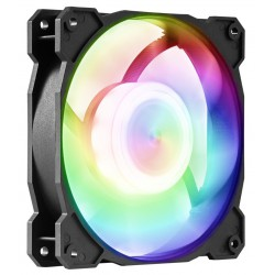 High Performance RGB Radiant LED CPU Fan for AMD and Intel
