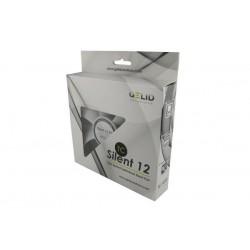 Ventola Silent 120x120x25mm 12V con Controllo Temperatura