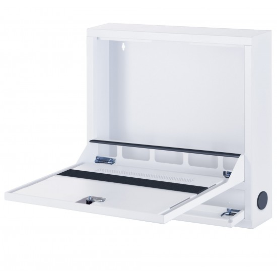 Box di Sicurezza per Notebook e Accessori per LIM tipo Basic colore Bianco RAL 9016