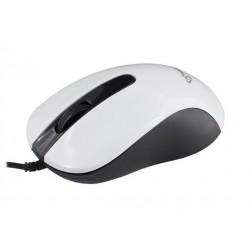 Mouse Ottico 3D USB2 con risoluzione di 1000 dpi M-901 Bianco