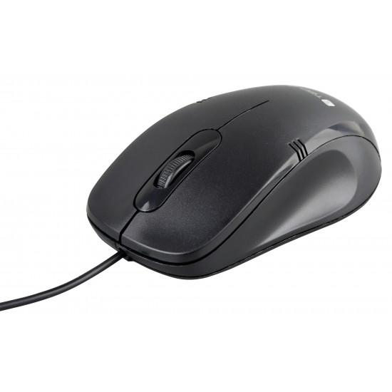 Kit tastiera e mouse ottico standard USB 2.0