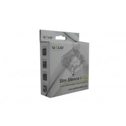 Dissipatore Slim 1U per CPU Intel Socket 775 (CC-SSilence-iplus)