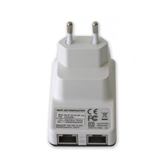 Ripetitore Router WIFI 300N da Muro Repeater2