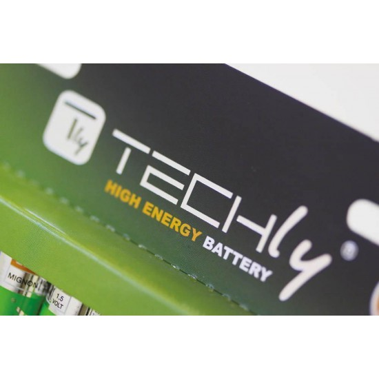 Batteria High Power Alcalina 6LR61 da 9 Volt