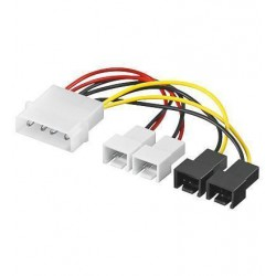 Adapter Cable for Fans and Fans 12V 5V