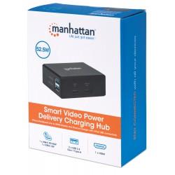 Hub USB per Ricarica USB-C™ Multifunzione con porta HDMI e Power Delivery