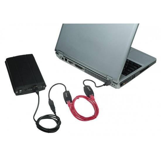 Extender USB su Cavo Cat. 5E fino a 60 m