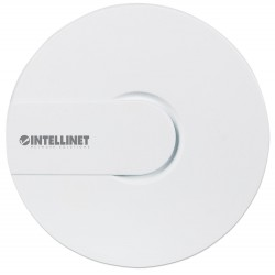 High power 300N ceiling or wall WIFI Access Point with PoE