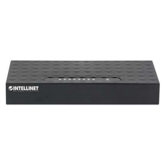 Gigabit Ethernet Switch compatto da 8 Porte Desktop