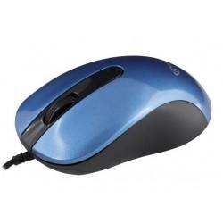 Mouse Ottico 3D USB2 con risoluzione di 1000 dpi M-901 Blu