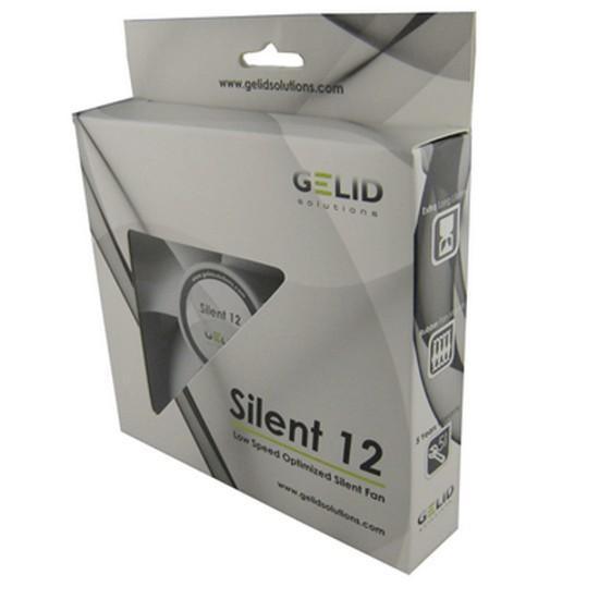 Ventola Silent 120x120x25mm 12 Volt