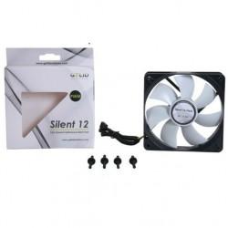 Ventola Silent 120x120x25mm 12V con Controllo Intelligente PWM