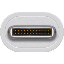 SuperSpeed USB-C Hub with 2 USB 3.0 ports and RJ-45 Gigabit LAN port