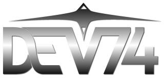 Logo DEV74 V2 (2010)