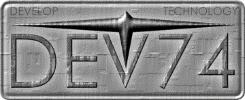 Logo DEV74 V1 (2009)