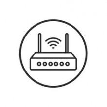 Modem Router ADSL