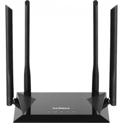 Router broadband EDIMAX BR-6476AC 2.4 GHz WIFI 2,4 and 5 GHz 300 Mbit/s