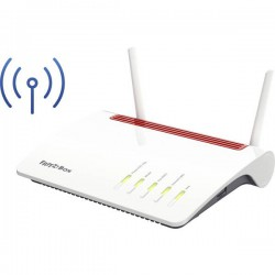 Router WLAN AVM FRITZ!Box 6890 LTE with integrated LTE, VDSL, UMTS, ADSL modem