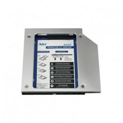 Cassetto adattatore per HardDisk su slot CD per notebook da 12.5mm di spessore