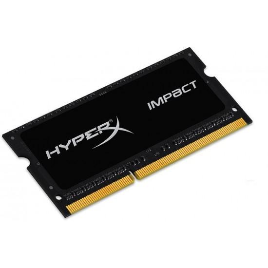 Modulo di memoria Ram SO-DIMM DDR3 8GB Kingston HyperX Impact 1866 C11 HX318LS11IB/8