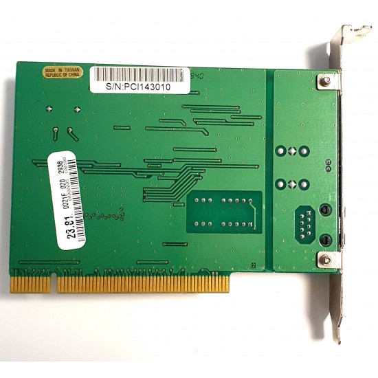 Modem ISDN PCI 128Kbps HFC-S PCI A 2BDS0 ISDN CCD