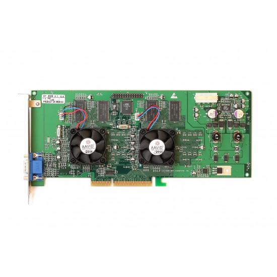 Scheda Video 3DFX Voodoo 5 5500 AGP con 64mb di memoria SDRAM