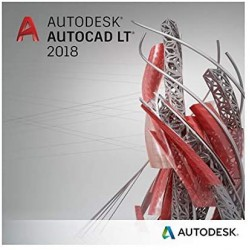 AutoCad AutoDesk LT 2018 Licenza per 12 Mesi