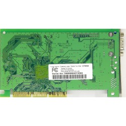 Scheda video AGP Labs 3D Blaster con GPU RIVA TNT2 32MB di RAM