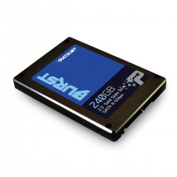 Hard disk interno SSD SATA 3 Patriot Burst da 240GB 2,5 Pollici