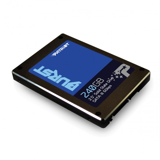 Hard disk SSD SATA 3 Patriot Burst da 240GB 2,5 Pollici