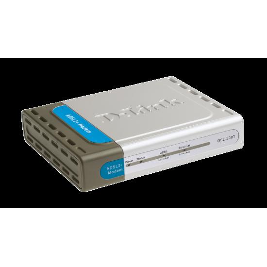 Modem router Alice ADSL 302T D-Link