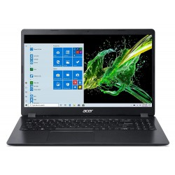 Acer EX215-52 i3-1005G1 Notebook with 15.6-inch FullHD screen Intel Core i3 CPU 4GB DDR4 and 256GB SSD