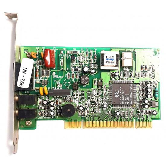 Internal modem Conexant FM-56PCI-HSF / RWHS-C 56K per PCI slot