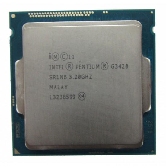 Processore Intel Pentium G3420 LGA1150 con dissipatore originale