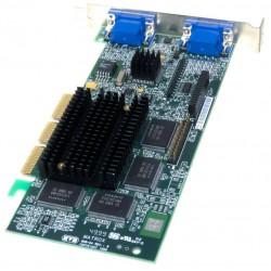 Scheda Video Matrox Millennium G400 MGI G4+MDH4A32G AGP 4x 32MB RAM